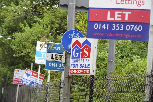 HeraldScotland: House prices are rising