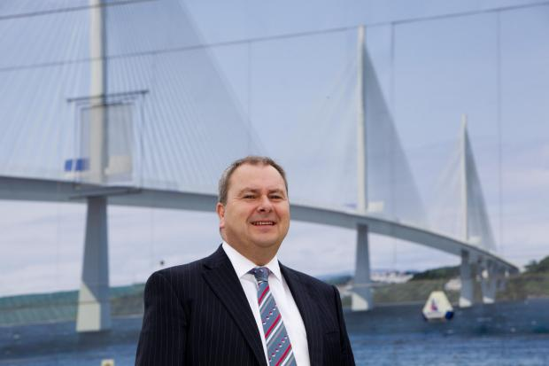 HeraldScotland: Ken Gillespie, who heads up Galliford Try's construction business in Scotland, will be retiring in February 2017
