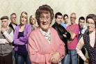 Mixed reviews for Mrs Brown's Boys on Twitter