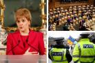 Holyrood parties to decide when independence ballot vote will take place