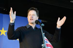 Brexit warning: Clegg and other leading Remain figures warn PM hard withdrawal could leave Britain with no deal