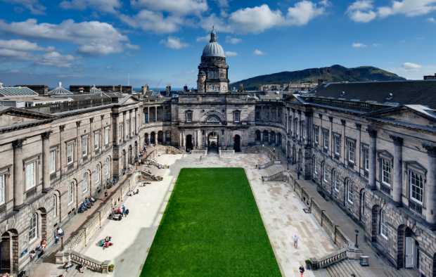Edinburgh University is top in Scotland and 29th in the world