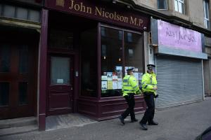Staff stunned after suspicious package delivered to SNP MP's office in Kirkintilloch