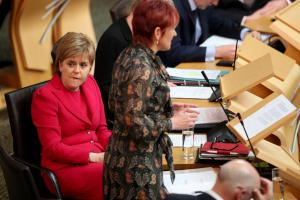 MSPs vote to urge UK Government to scrap 'repugnant rape clause'