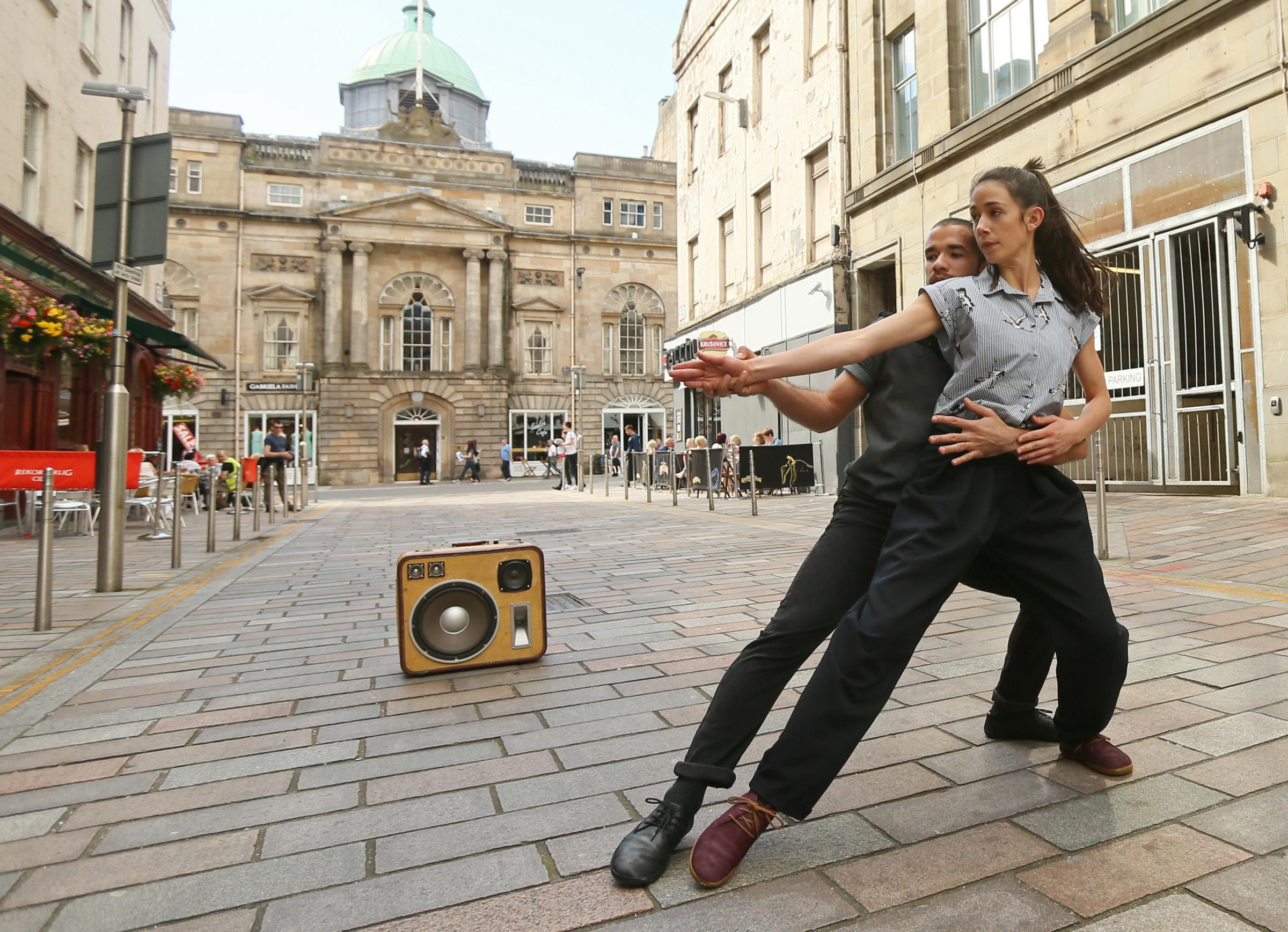 MOVE ON UP: Glasgow is second to none when it comes to family fun this summer.