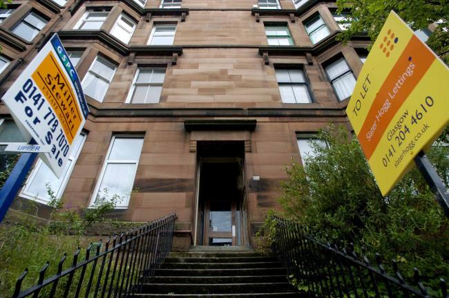 Call for reform of new Scots property tax as it is blamed for property market slump