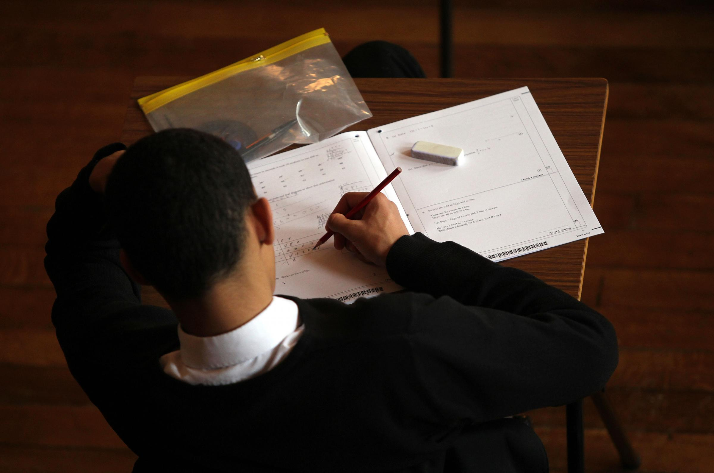 The SQA is concerned over the way some pupils are being coached