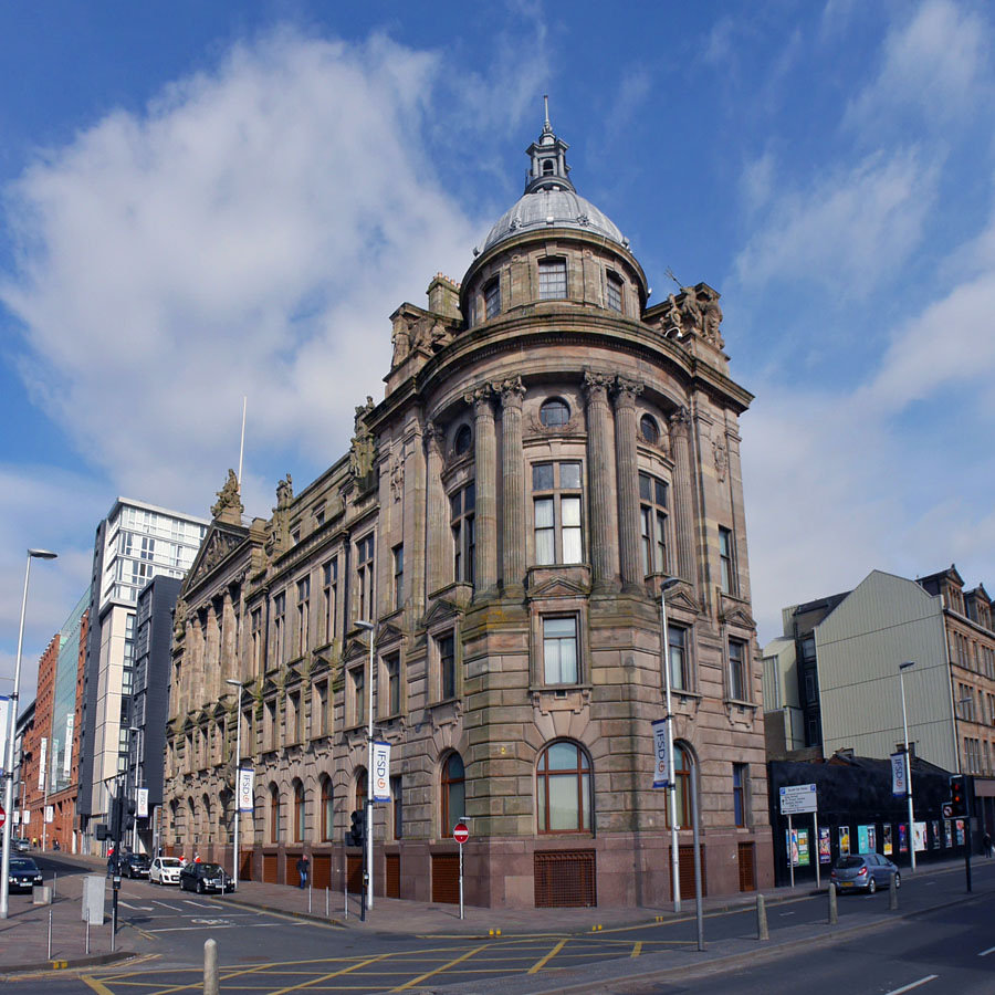 The festival offers a rare chance to step into the majestic Clydeport Building