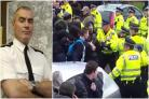 "Repeal of football anti-bigotry laws could lead to ""regression"" of offensive behaviour, Scots police chief warns"