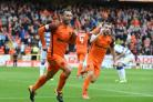 McDonald was Dundee United's top scorer this season