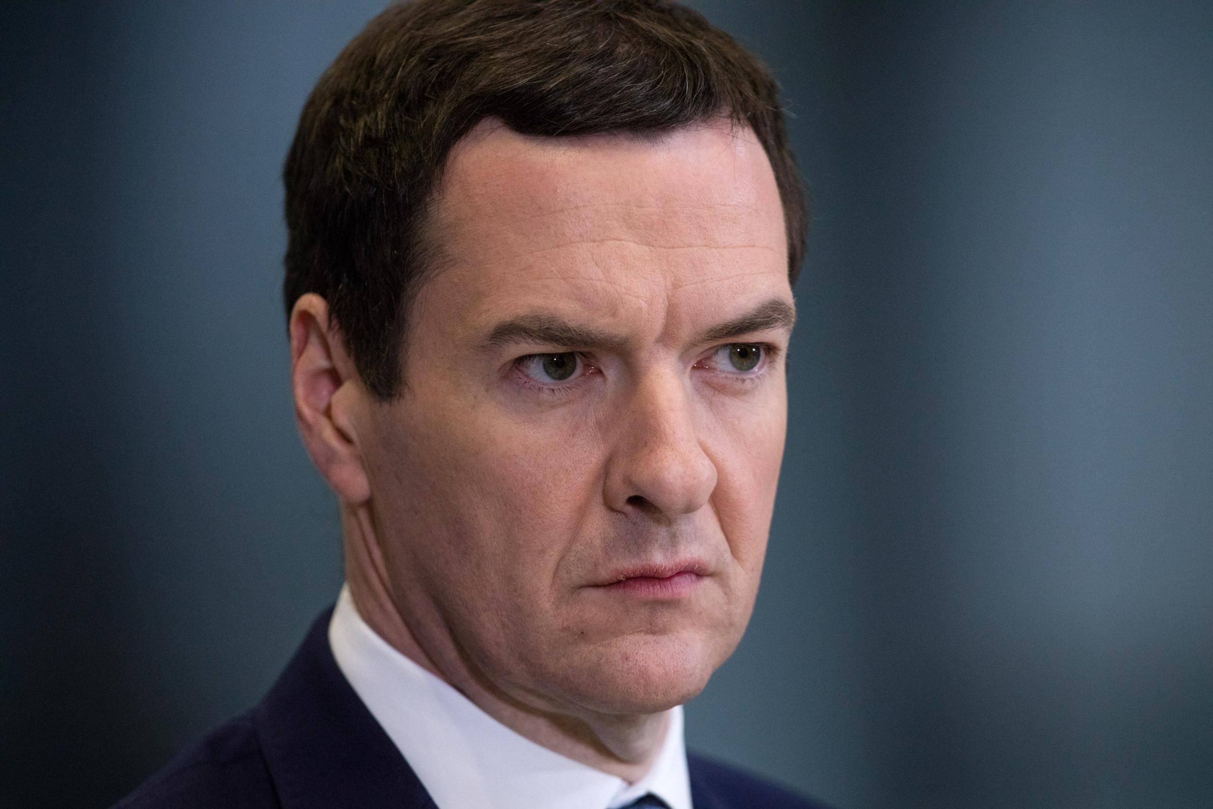 Never say never: Osborne refuses to rule out return to Westminster