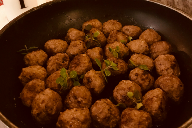 Recipe of the Day: Swedish Christmas Meatballs by Akva in Edinburgh