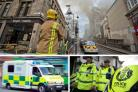 Assaults on 999 crews at three-year high