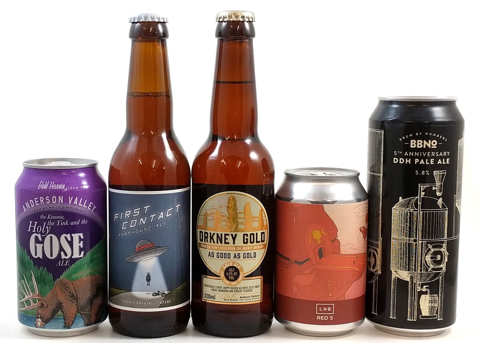 5 beers to try