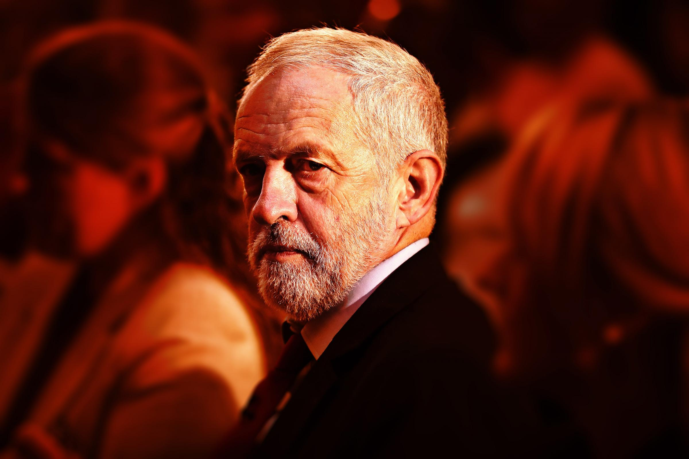Tightening his grip? NEC results expected to boost Corbyn's powerbase in party