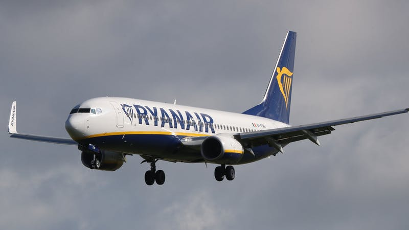 Ryanair's new hand luggage rules come into force