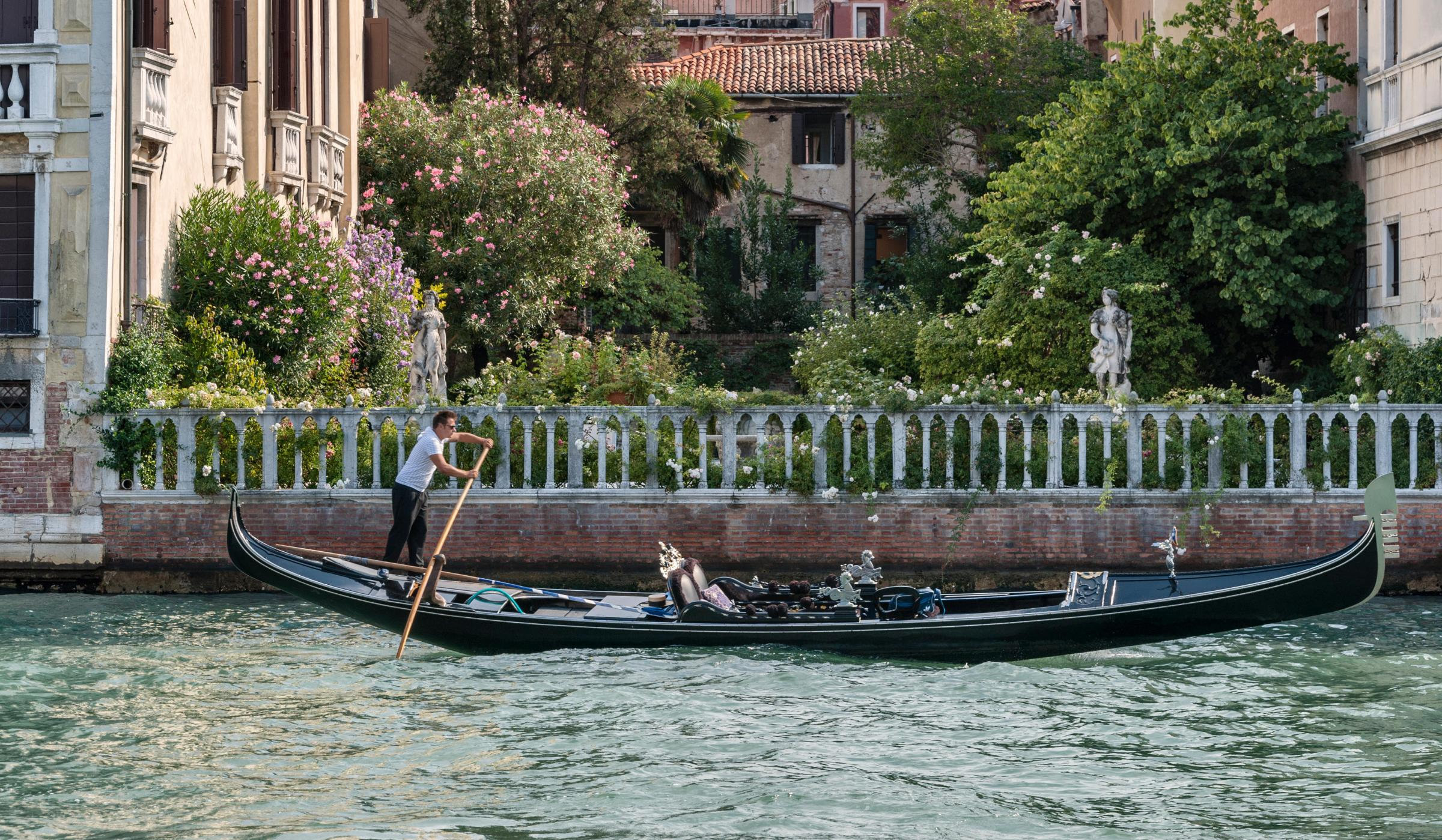 Travel: Hidden gardens of Venice