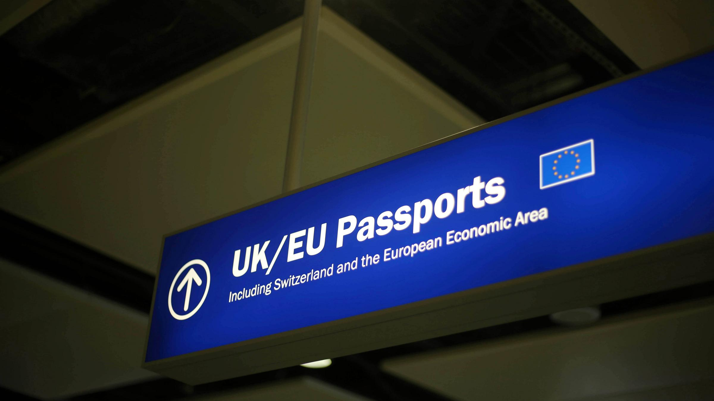 MPs issue warning over post-Brexit border checks