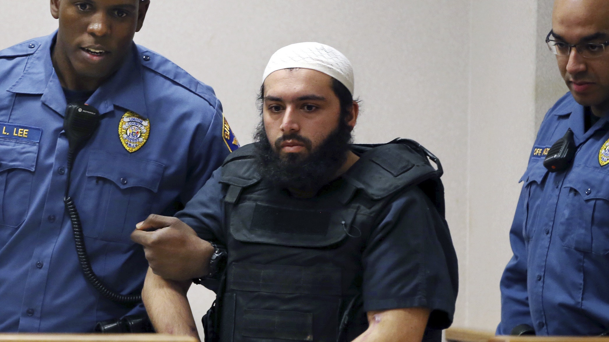 New York pressure cooker bomber jailed for life