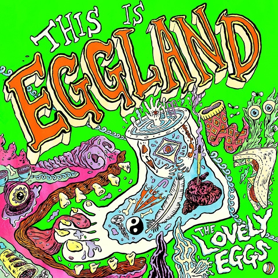 The Lovely Eggs album This Is Eggland