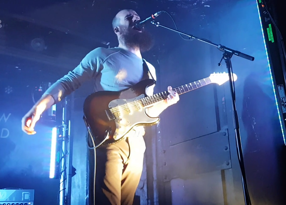 Video: Review -  Arcane Roots ignite snow-battered Glasgow