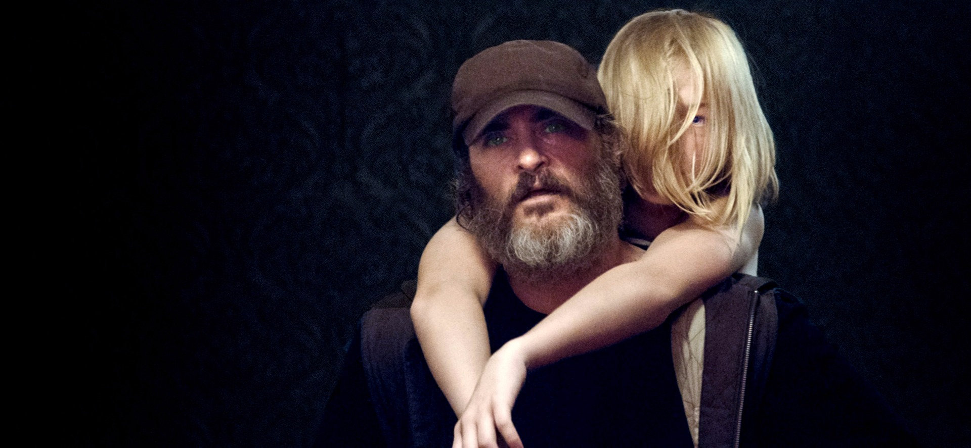 Joaquin Phoenix You Were Never Really Here.