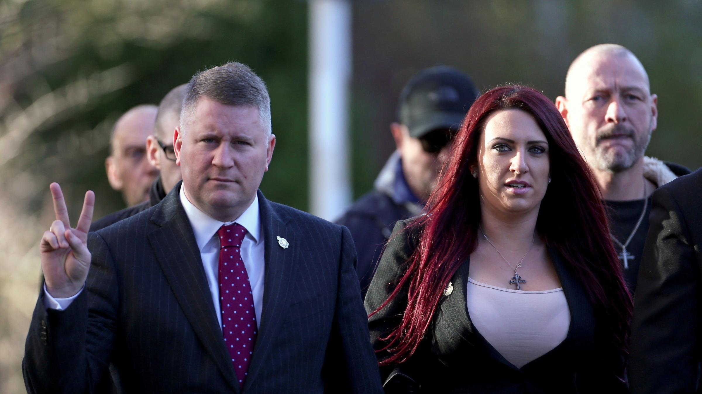 Facebook removes official Britain First page