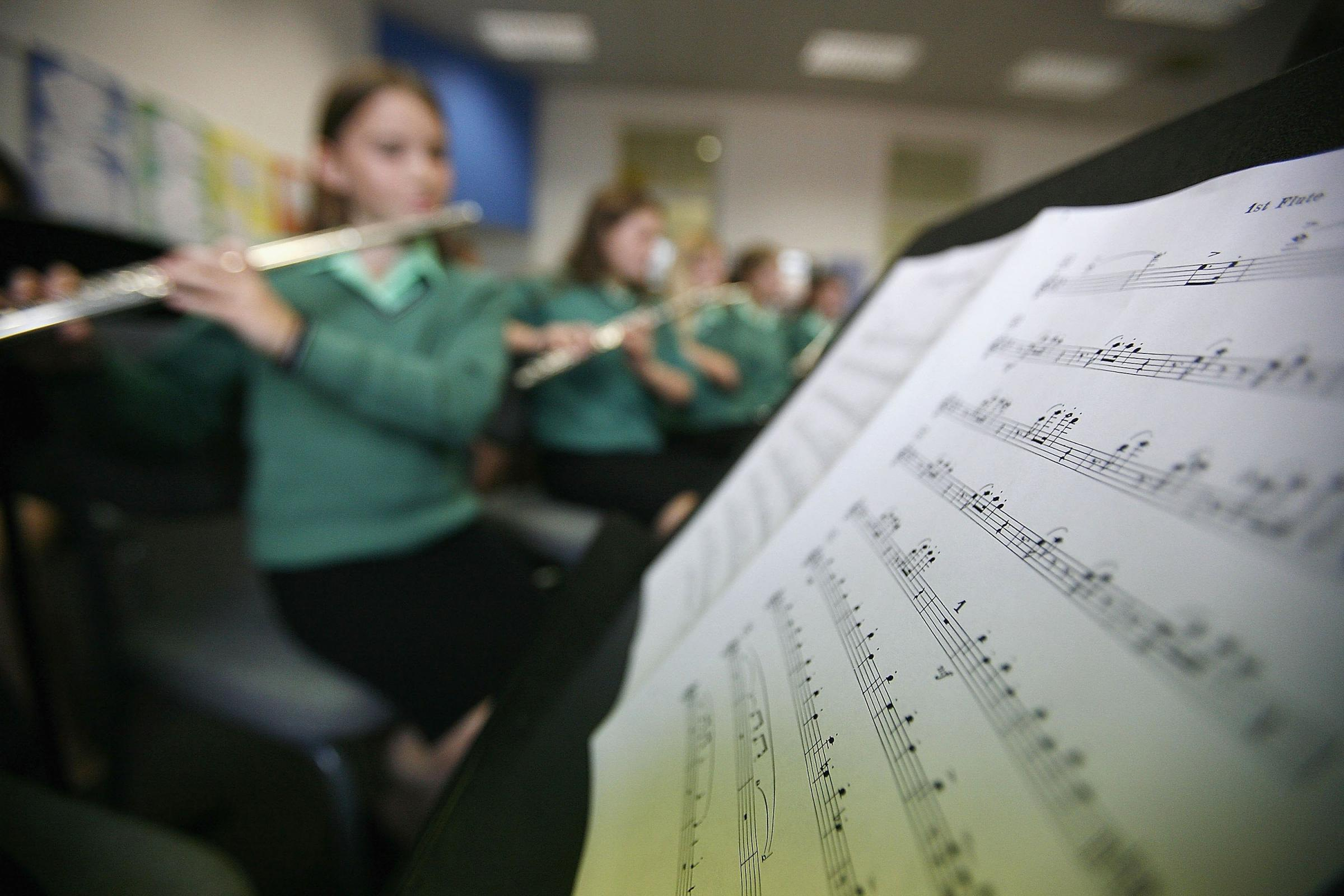 One third of Scottish councils now charge for music tuition