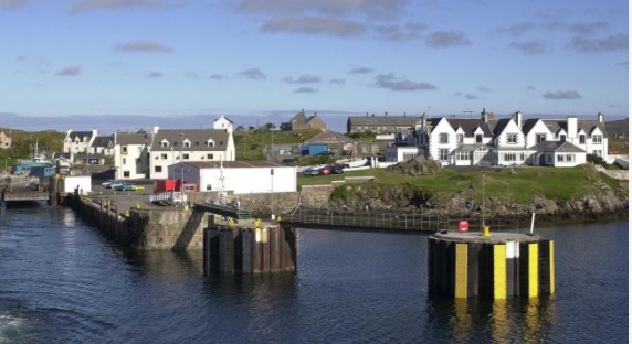 """Social life on Uist is so much better than in Glasgow,"" say young residents"
