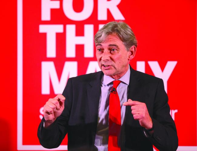 Richard Leonard to call trade unions to 'reforge alliance' with Labour