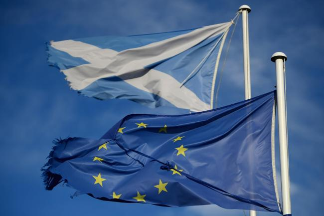 Seven in 10 Scots 'worried' about Brexit, new poll shows