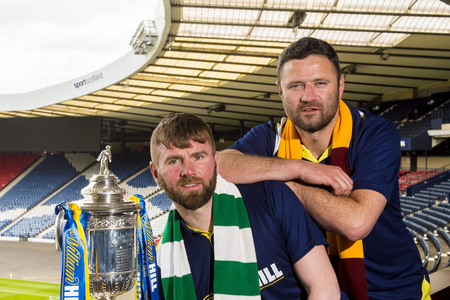 Michael Higdon hoping to toast dream double for Motherwell and Liverpool