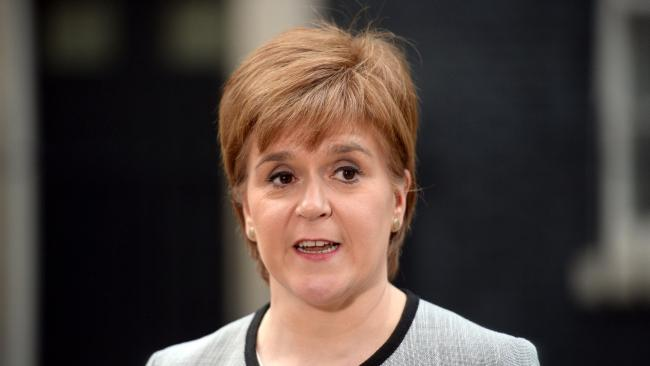 Nicola Sturgeon 'intervened' in Hitachi talks over delivery time for new trains