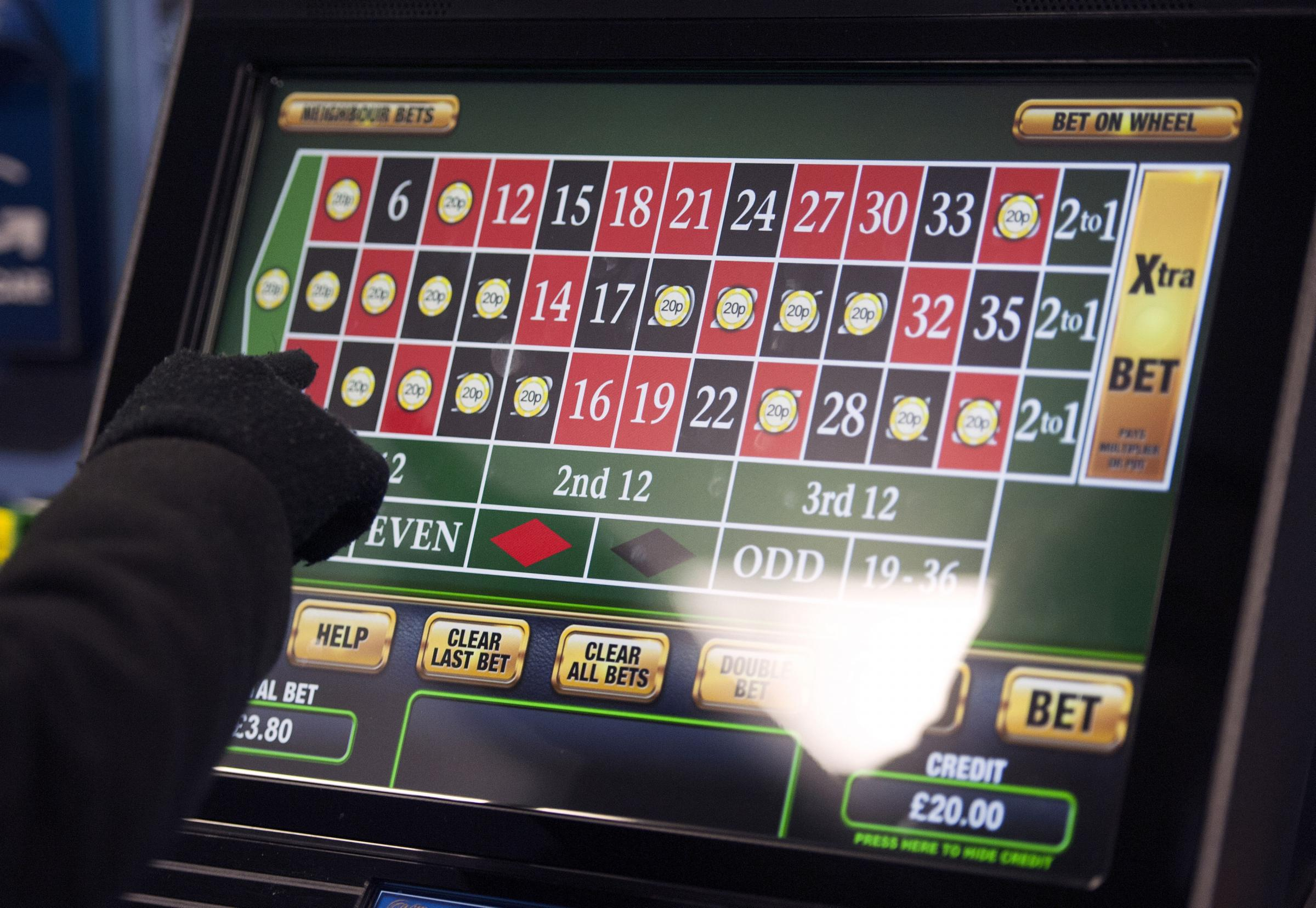 Social blight: Government's decision on betting machines will cost thousands of jobs, warns industry