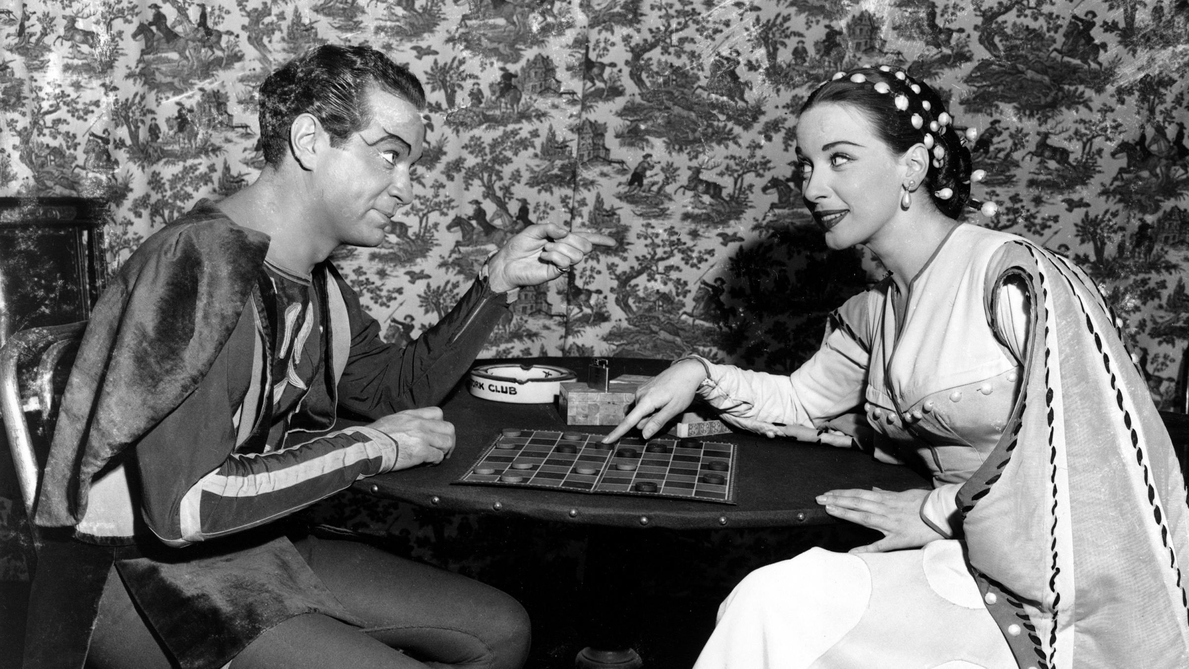 Hollywood star Patricia Morison dies aged 103