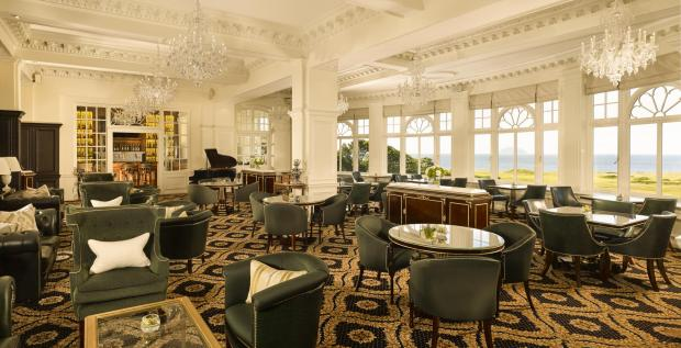 HeraldScotland: Trump Turnberry Grand Tea Lounge & Bar