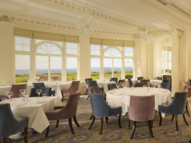 HeraldScotland: 1906 Restaurant Trump Turnberry