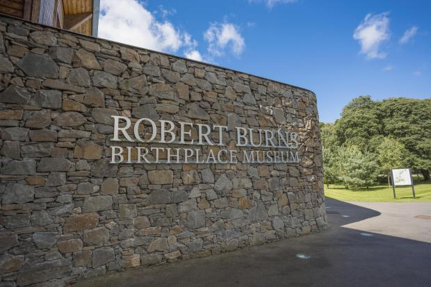 HeraldScotland: Robert Burns Birthplace Museum