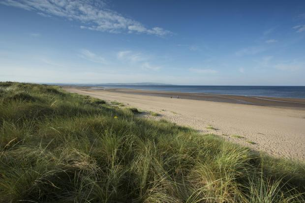 HeraldScotland: Troon Beach