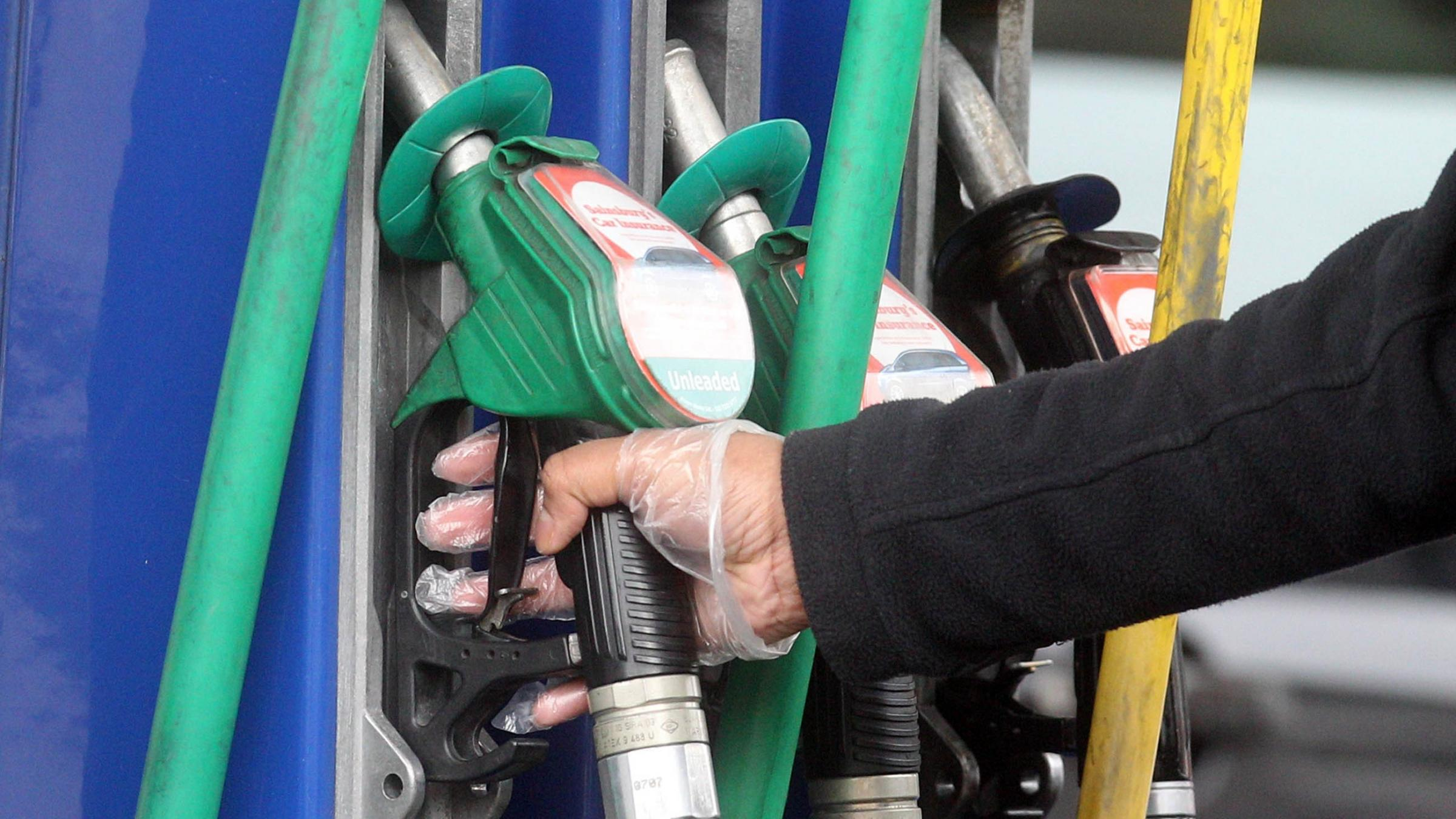 Motorists hit by 'hellish' petrol price rise in May