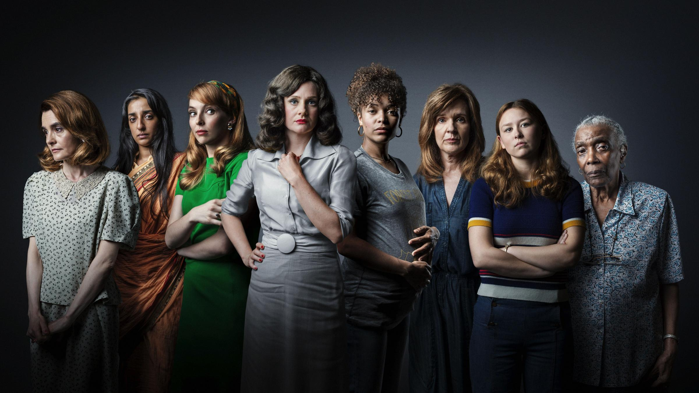 Name for women-based series amused bbc, says Vicky Featherstone