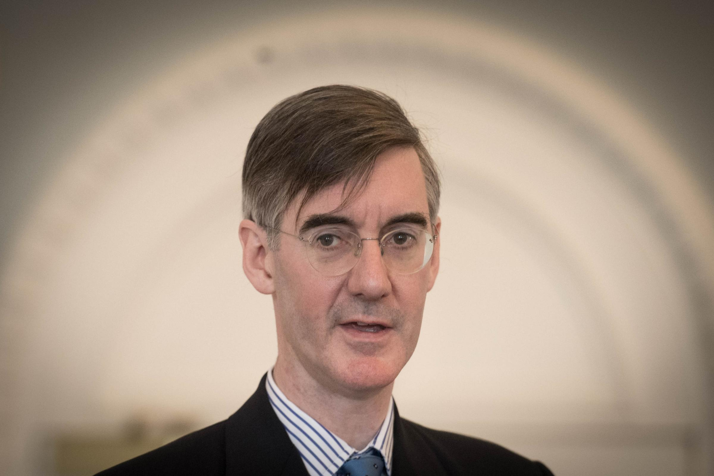 Rees-Mogg: getting Chequers Plan through on back of Labour votes 'most divisive thing' May could do