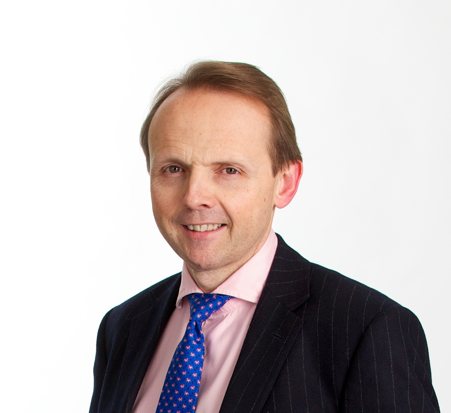 Alistair Phillips-Davies, chief executive, SSE