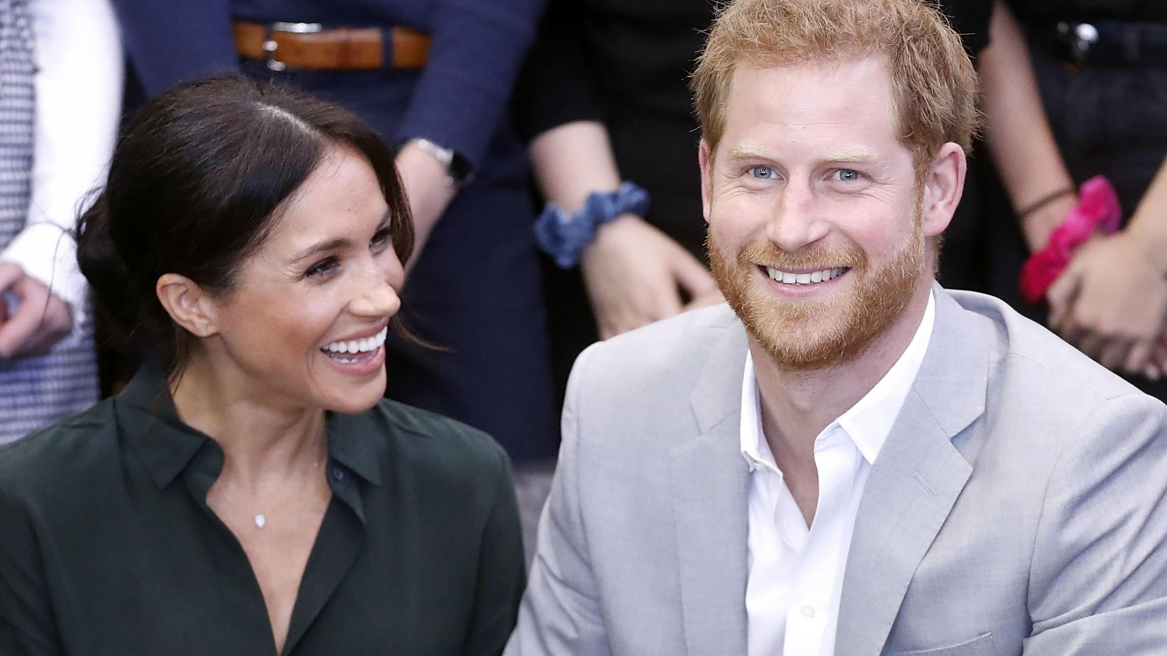 Harry and Meghan to embark on first royal tour as couple