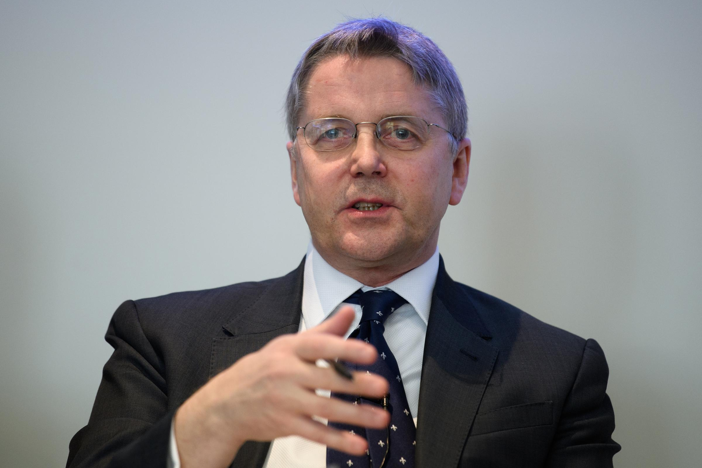 Sir Jeremy Heywood, Former Civil Service Head, Dies Aged 56 - LONDON, ENGLAND - NOVEMBER 30:  Current Cabinet Secretary Jeremy Heywood speaks at an event to commemorate 100 years since the post of Cabinet Secretary was created, on November 30, 2016 in Lon