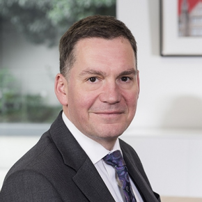 Mark Stewart, Partner and Head of the Personal and Family Department at Brodies LLP