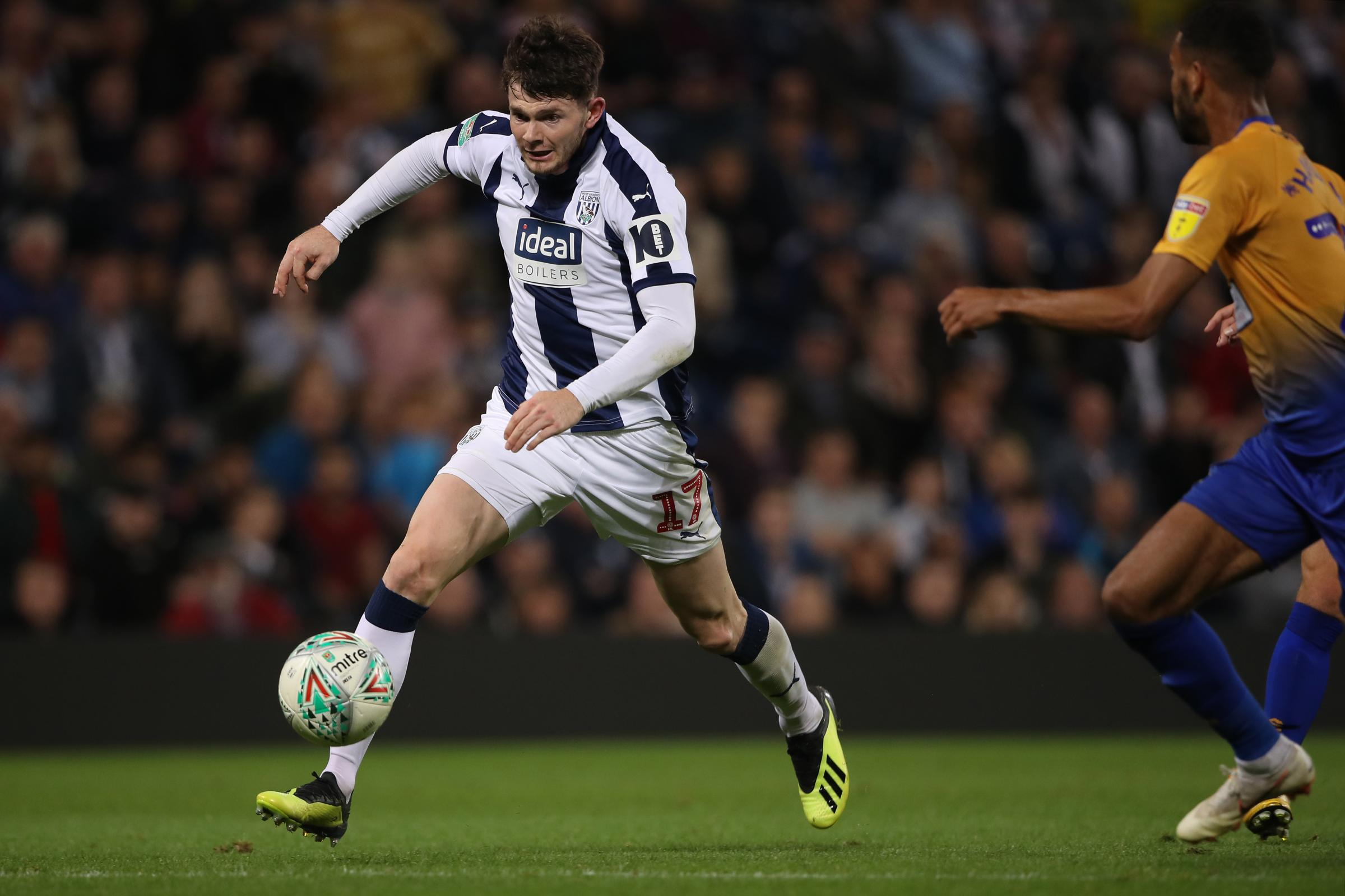 Oliver Burke could be the answer to Celtic's striker problem