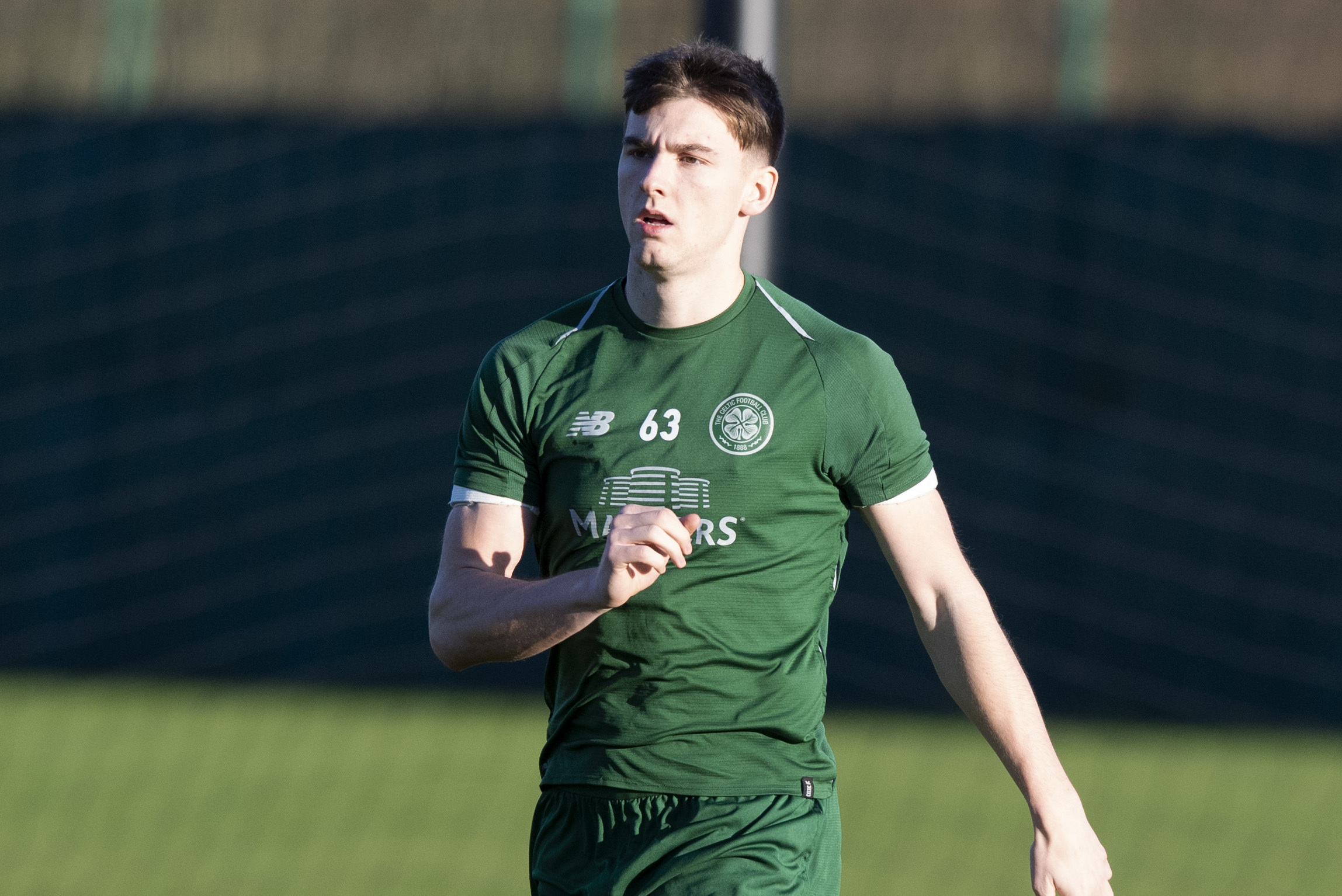 Celtic won't risk Kieran Tierney and can't rule out an operation for their star player
