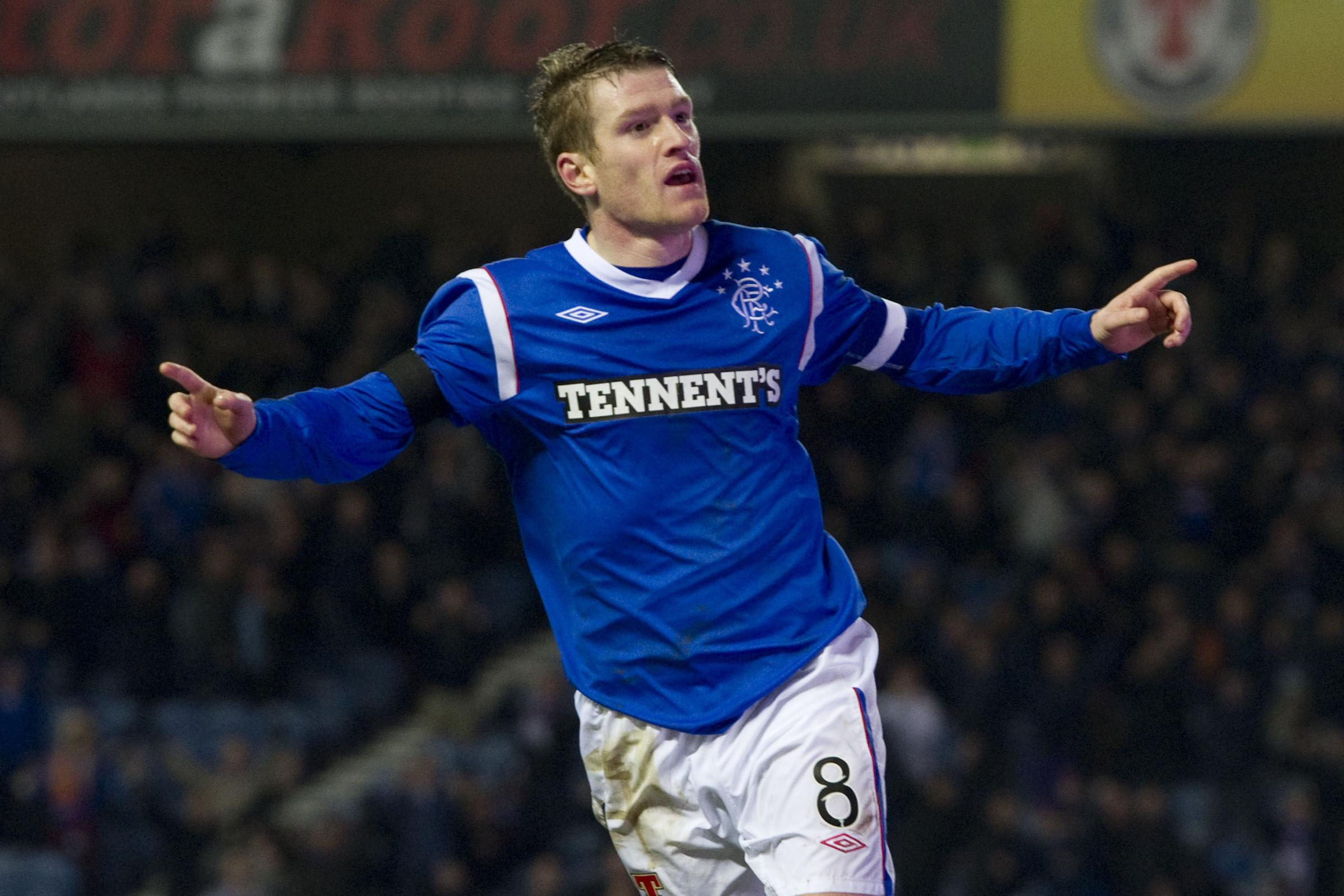 Steven Davis excited at chance to work with Steven Gerrard as he targets extended Ibrox stint