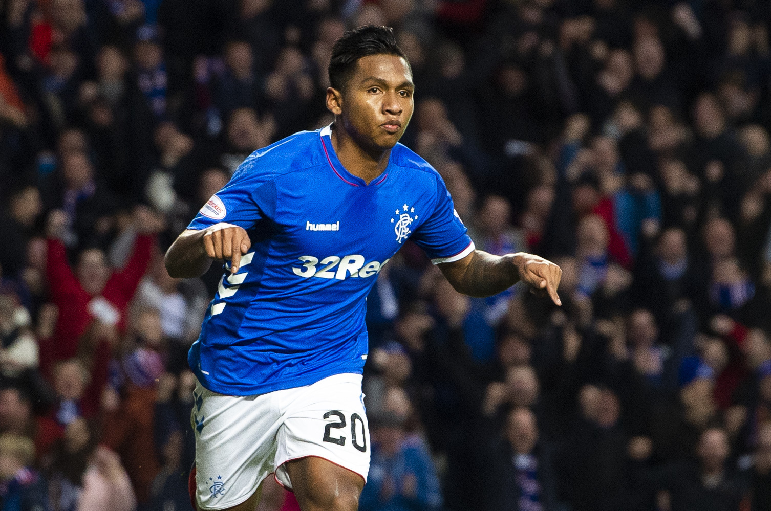 Mark Allen calls for Rangers striker Alfredo Morelos to be given more 'protection' in Scottish football